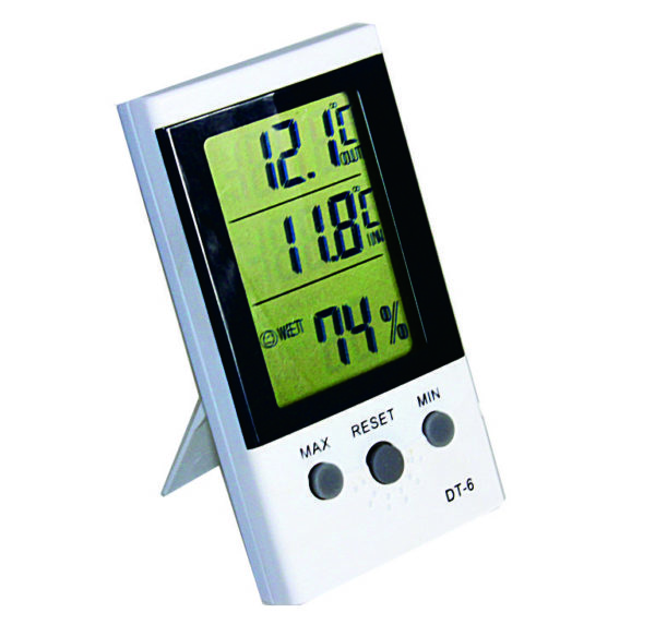 Mini Digital Thermometer and Hygrometer
