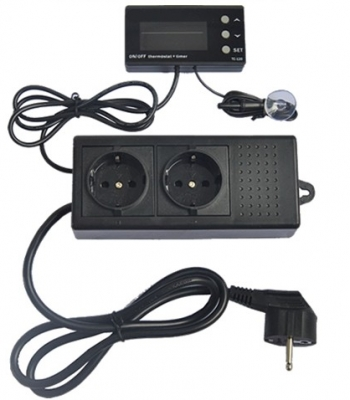 Day/Night Temperature Controller – TC-220